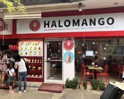 听说这个是著名的网红芒果冰淇淋店