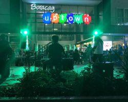 听歌的uptown酒吧