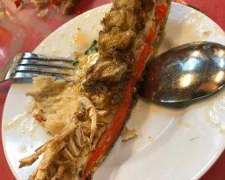 螳螂虾比盘子都要大