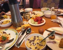 早餐还不错,看起来丰富